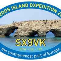 DXPEDITION TO GAVDOS ISLAND – SX9VK